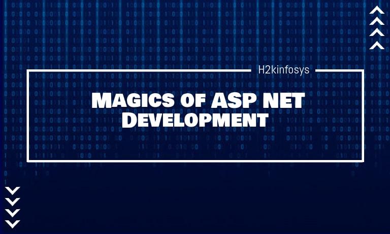 Magics of ASP .NET Development