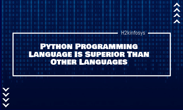 Why is Python Programming Language Superior To Other Languages?
