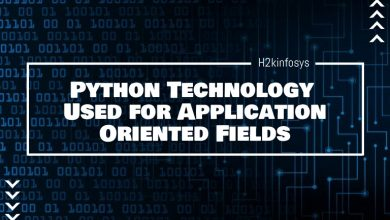 Photo of Python Technology Used for Application Oriented Fields