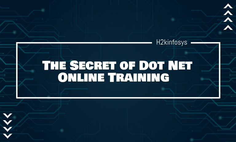 The-Secret-of-Dot-Net-Online-Training
