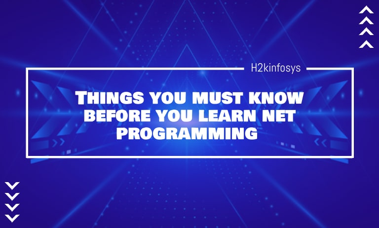 Things-you-must-know-before-you-learn-net-programming