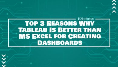 Photo of Top 3 Reasons Why Tableau Is Better than MS Excel for Creating Dashboards
