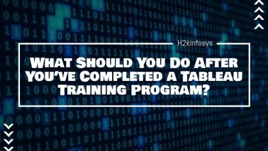 Photo of What Should You Do After You've Completed a Tableau Training Program?