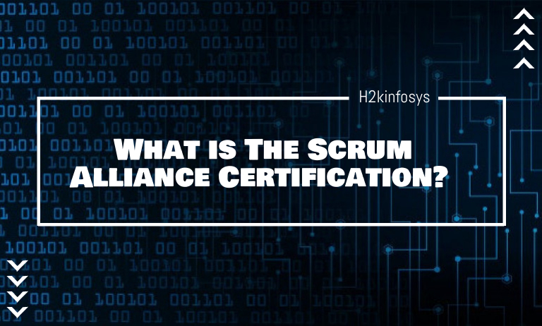 What is The Scrum Alliance Certification