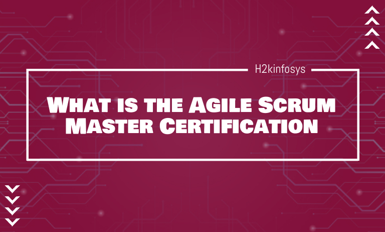 What is the Agile Scrum Master Certification
