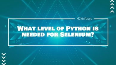 Photo of What level of Python is needed for Selenium?