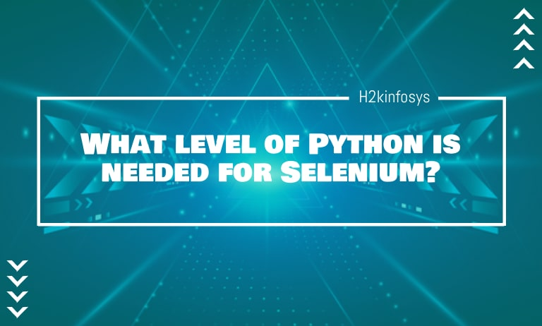 What-level-of-Python-is-needed-for-Selenium-1-min