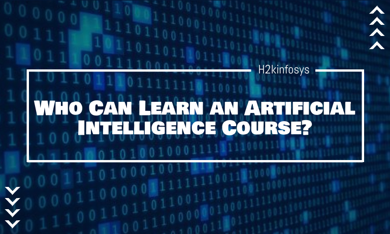 Who Can Learn an Artificial Intelligence Course