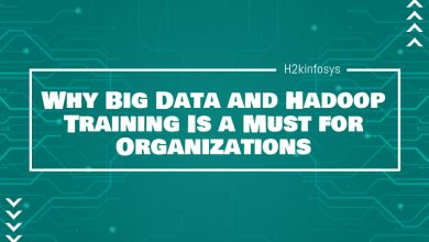 Photo of Why Big Data and Hadoop Training Is a Must for Organizations