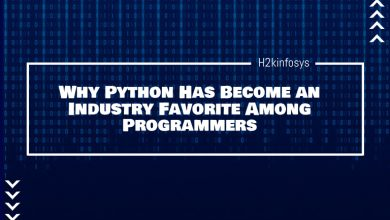 Photo of Why Python Has Become an Industry Favorite Among Programmers