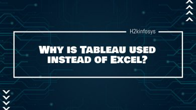 Photo of Why is Tableau used instead of Excel?
