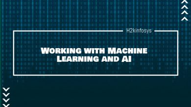 Photo of Working With Machine Learning and Artificial Intelligence