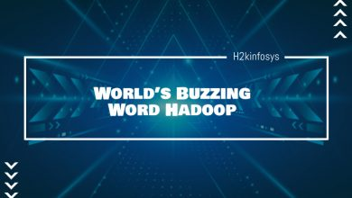 Photo of World's Buzzing Word Hadoop