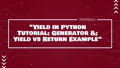 Photo of Yield in Python Tutorial