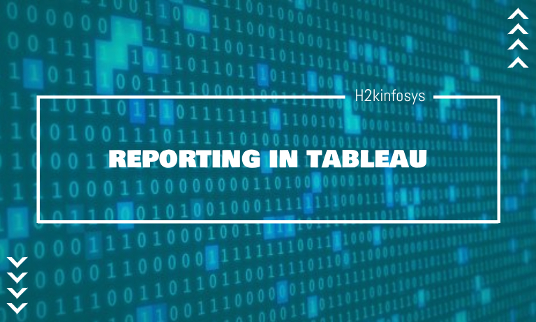 Reporting in Tableau