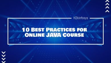 Photo of 10 Best Practices for Online JAVA Course