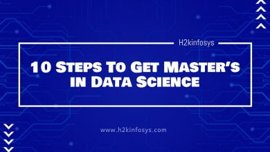 Photo of 10 Steps To Get Master's in Data Science