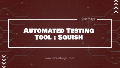 Photo of Automated Testing Tool : Squish