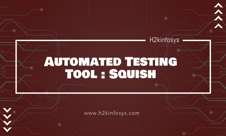 Automated Testing Tool Squish