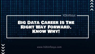Photo of Big Data Career Is The Right Way Forward. Know Why!