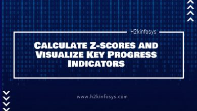 Photo of Calculate Z-scores and Visualize Key Progress Indicators