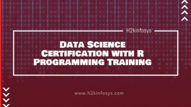 Photo of Data Science Certification with R Programming Training