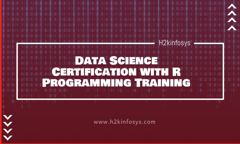 Data Science Certification with R Programming Training