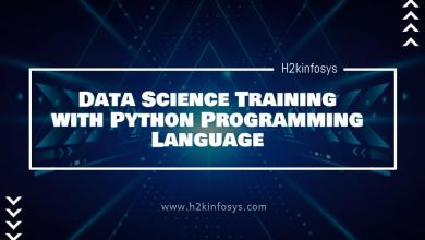 Photo of Data Science Training with Python Programming Language