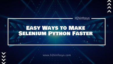 Photo of Easy Ways to Make Selenium Python Faster
