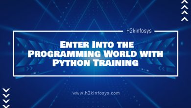 Photo of Enter Into the Programming World with Python Training