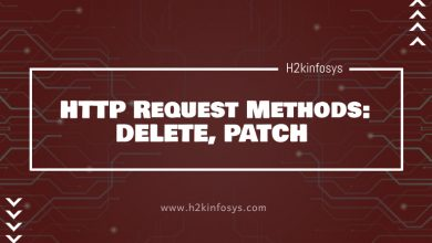 Photo of HTTP Request Methods: DELETE, PATCH
