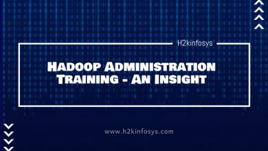 Photo of Hadoop Administration Training – An Insight