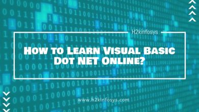 Photo of How to Learn Visual Basic Dot NET Online?