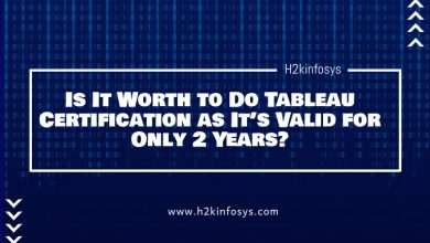 Photo of Is It Worth to Do Tableau Certification as It's Valid for Only 2 Years?