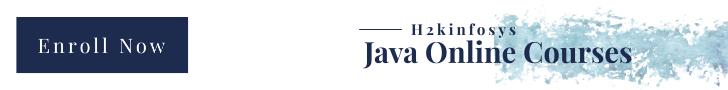 Java online courses