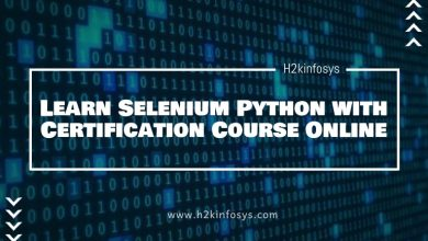 Photo of Learn Selenium Python with Certification Course Online
