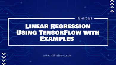 Photo of Linear Regression Using TensorFlow with Examples