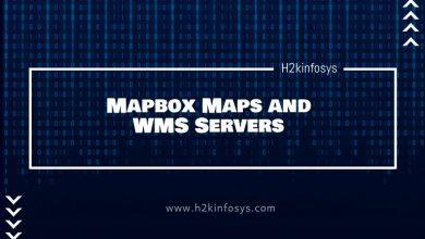 Photo of Mapbox Maps and WMS Servers