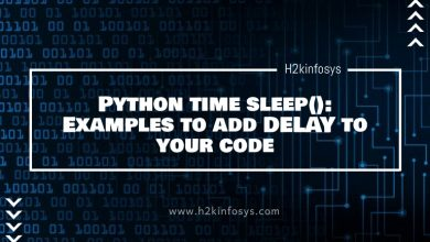 Photo of Python time sleep: Examples to add DELAY to your code