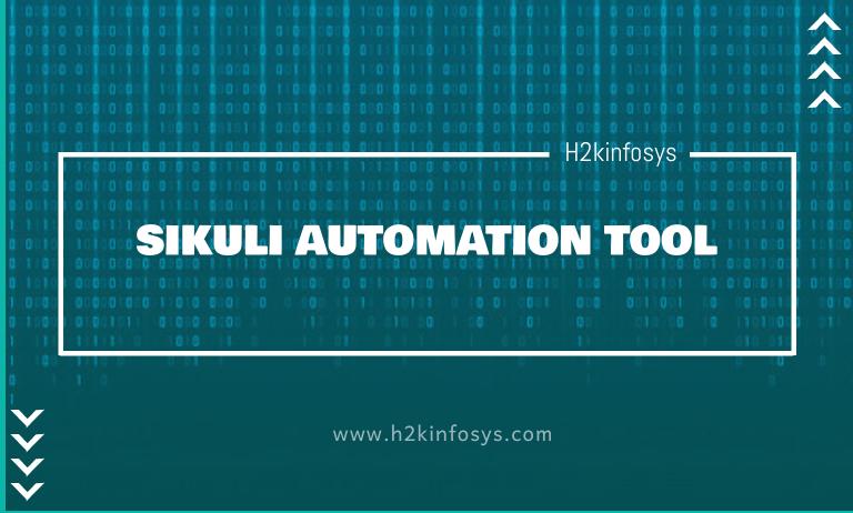 sikuli automation tool