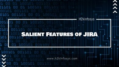 Photo of Salient Features of JIRA