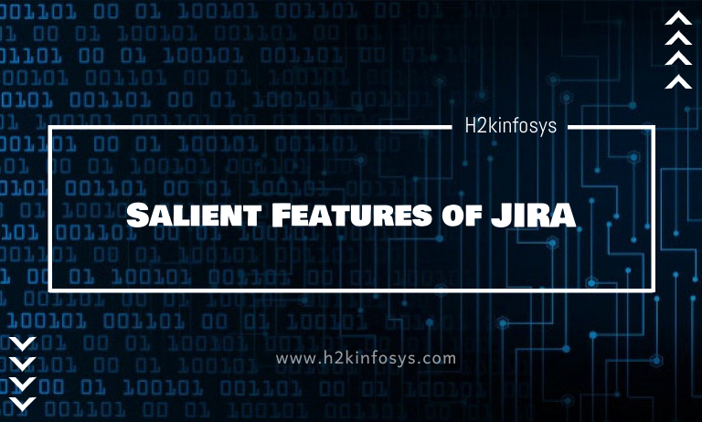 Salient Features of JIRA