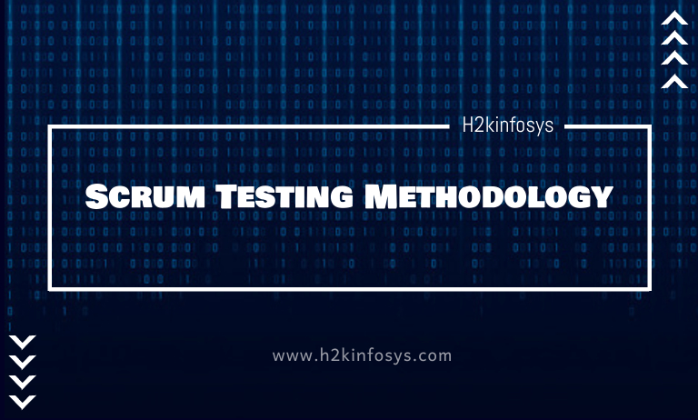 Scrum Testing Methodology