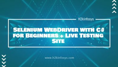 Photo of Selenium WebDriver with C# for Beginners + Live Testing Site