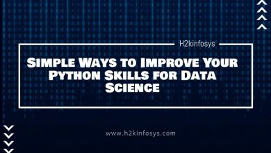 Photo of Simple Ways to Improve Your Python Skills for Data Science