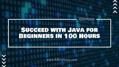 Photo of Succeed with Java for Beginners in 100 Hours