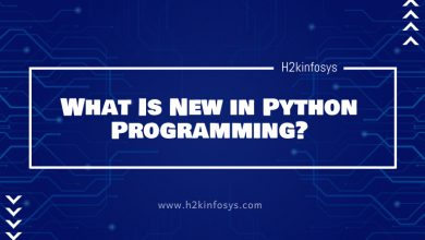Photo of What Is New in Python Programming?
