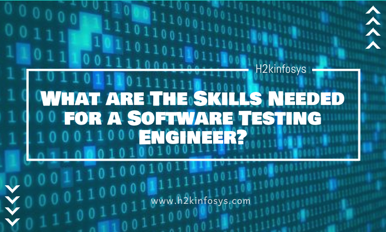Skills Needed for a Software Testing