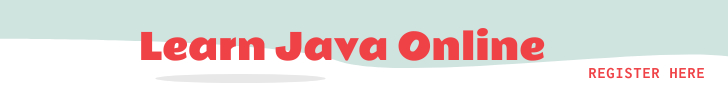 Learn Java Online Training