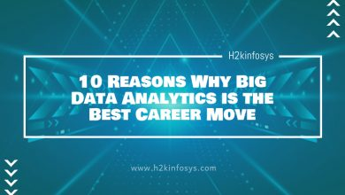 Photo of 10 Reasons Why Big Data Analytics is the Best Career Move